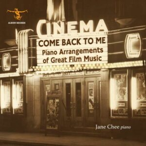 Piano Arrangements Of Great Film Music. Come Back