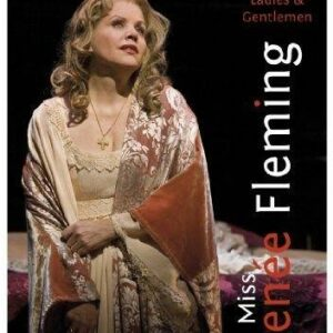Ladies and Gentlemen, Miss Renée Fleming.