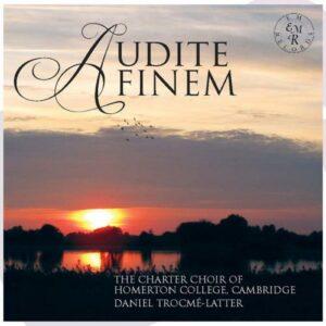 Audite Finem