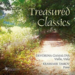 Wieniawski / Shostakovich / Brahms / Mozart / Bach / Falla: Treasured Classics