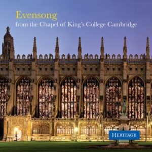 Office du soir au King's College Cambridge