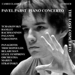 Pabst : The Lost Concerto. Trochopoulos, Stravinski.