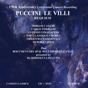 Puccini, Giacomo: Le Villi ; Requiem
