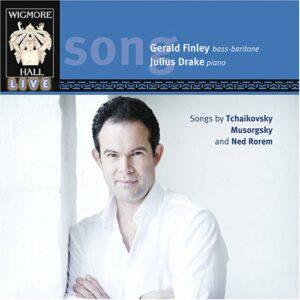Tchaikovsky / Mussorgsky / Rorem : Songs