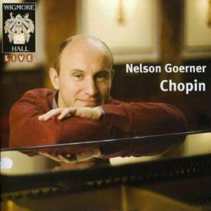 Chopin : Récital. Goerner.