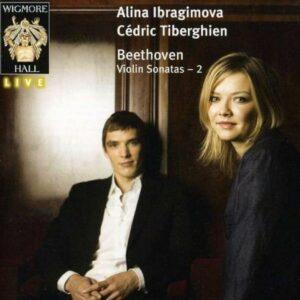 Beethoven : Sonates pour Violon, vol. 2. Ibragimova