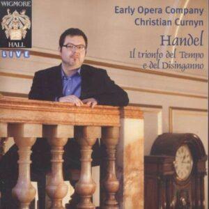Georg Friedrich Handel : Il Trionfo del Tempo e del Dissingano