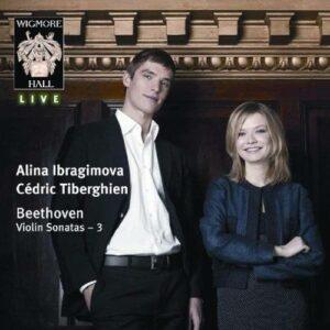 Beethoven : Sonates pour Violon, vol. 3. Ibragimova