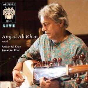 Amjad Ali Khan : Indian Classical Ragas: Raga Shyam Shree, Raga Pil
