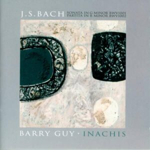 Bach, Johann Sebastian: Sonata In G Minor BWV 1001 / Partita In B Minor BWV