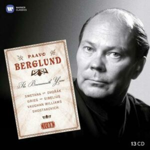 Paavo Berglund, The Bournemouth Years
