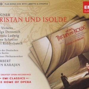 Wagner : Tristan und Isolde. Karajan.