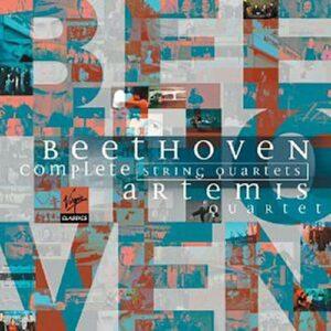 Beethoven : L'intégrale des quatuors à cordes. Artemis Qtet.