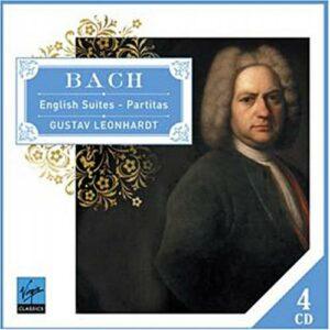 Bach : Suites anglaise, Partitas