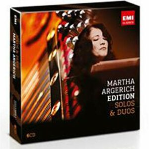 Martha Argerich Edition - Solo & Duo Piano