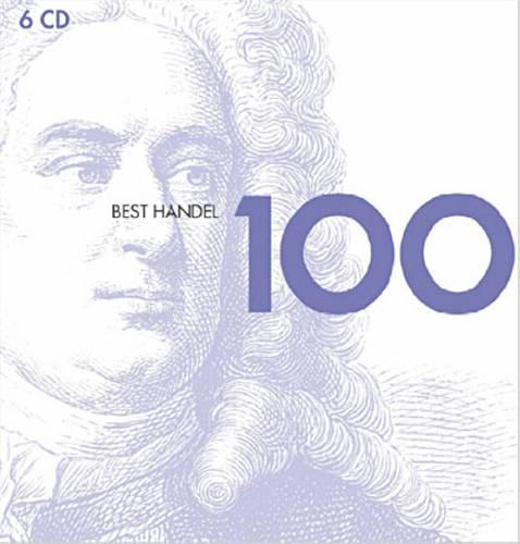 Haendel : 100 chefs-d'oeuvre