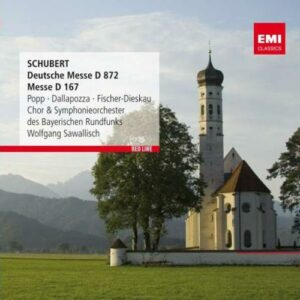 Schubert : Deutsche Messe, Messe D167