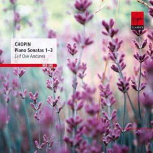 Chopin : Sonates pour piano 1-3