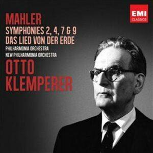 Otto Klemperer : Mahler.