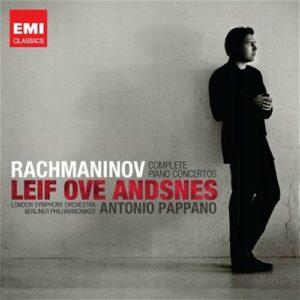 Rachmaninov : Conc. piano 1-4