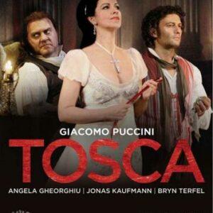 Puccini : Tosca. Gheorghiu, Kent.