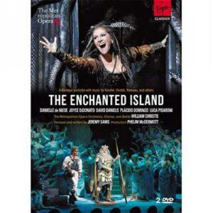 The Enchanted Island. Di Donato, Domingo, Christie.