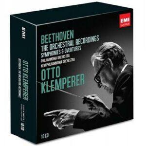 Otto Klemperer : Les symphonies deBeethoven.