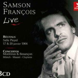 Francois Samson-Coffret 3 Cd L