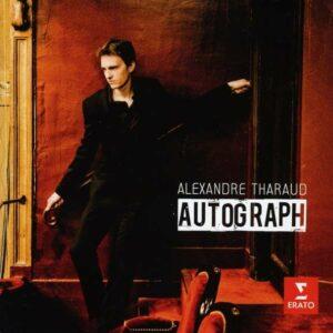 Alexandre Tharaud-Autograph
