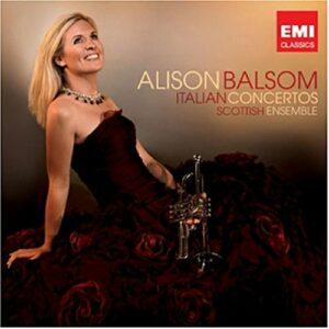 Alison Balsom : Italian concertos.