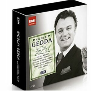 Nicolai Gedda - Lyric Poet of the Tenor Voice.