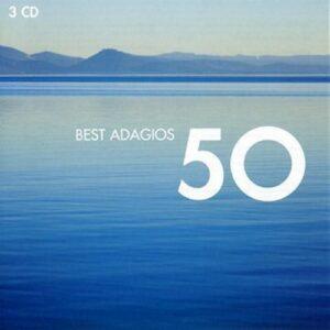 Compilation : 50 best Adagios