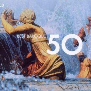 Compilation : 50 best Baroque