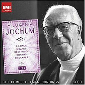 Eugen Jochum, The complete Emi Recordings.