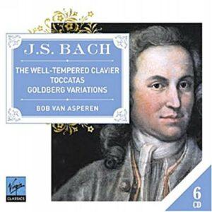 Bach : Clavier bien tempéré, Toccatas, Variations Goldberg