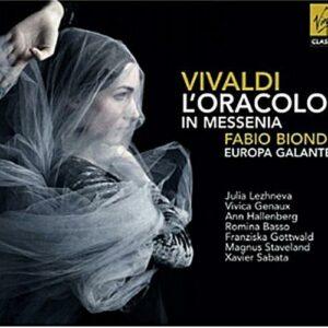 Vivaldi : L'oracolo in Messenia. Biondi.