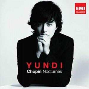 Chopin : Les Nocturnes. Yundi.