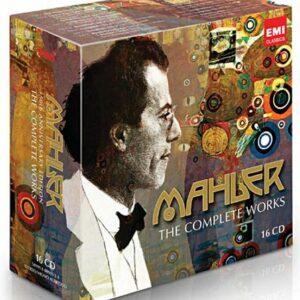 Mahler : The complete works (édition du 150e anniversaire)