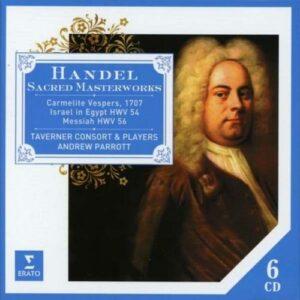 Handel: Sacred Music - Andrew Parrott