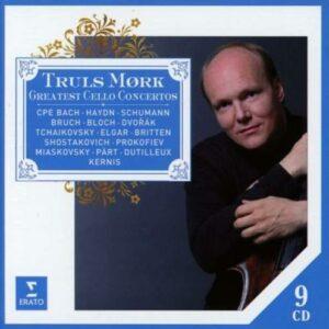 Greatest Cello Concertos - Truls Mork
