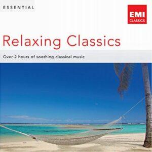 Compilation : Essential Relaxing Classics : les + belles musiques pour se relaxer