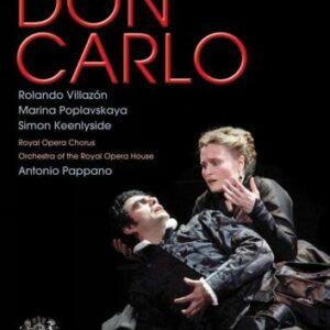 Verdi : Don Carlo. Villazon. Pappano.