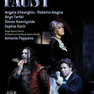 Gounod : Faust. Gheorghiu, Alagna. Pappano.