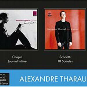 Tharaud - Alexandre : Coffret Scarlatti + Chopin