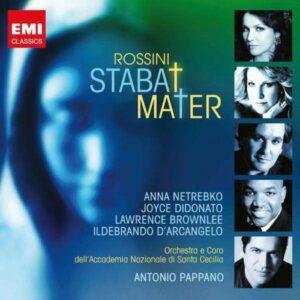 Rossini : Stabat Mater. Netrebko, DiDonato. Pappano.