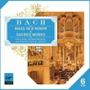 Bach : Messe en si, Messes brèves BWV233-236, Sanctus BWV238, Oratorio de Noël