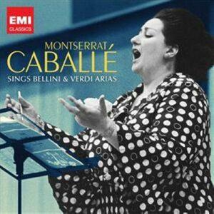 Montserrat Caballé sings Bellini and Verdi Arias.