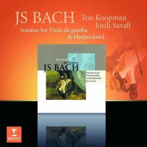 Bach : Sonates viole de gambe & clavecin BWV 1027-1029