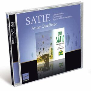 Satie : 3 Gymnopédies