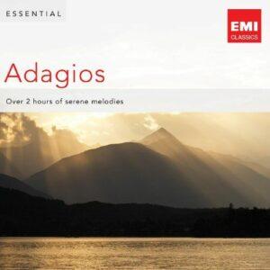 Compilation : Essential Adagios : les plus beaux adagios